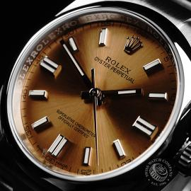 RO21848S Rolex Oyster Perpetual 36 Close2