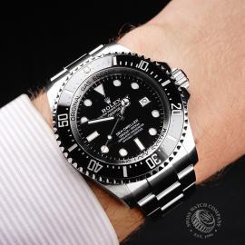 RO21847S Rolex Sea Dweller DEEPSEA Wrist