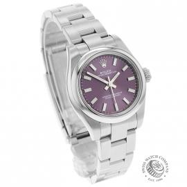 RO21167S Rolex Ladies Oyster Perpetual Dial