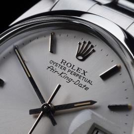 RO21682S Rolex Air-King Date 5700 Close3