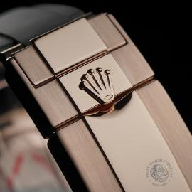 RO22598S Rolex Yachtmaster Everose Gold Close8