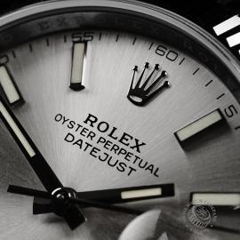 RO22716S Rolex Datejust 41 Close4
