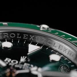 RO22172S Rolex Submariner Date Ceramic 'Hulk' Close6