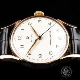 RO-800F Rolex Vintage 9ct Close 6