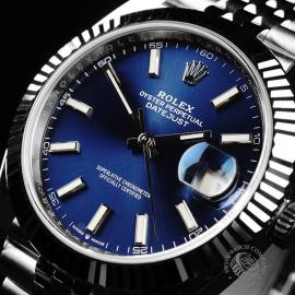 RO21968S Rolex Datejust 41 Unworn Close2