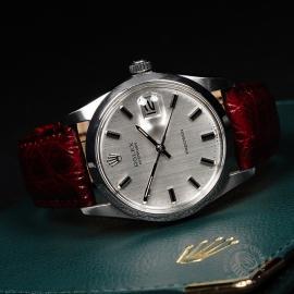 RO747F Rolex Oysterdate Precision Close 8 1