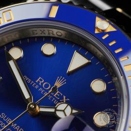 RO22693S Rolex Submariner Date Close6