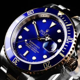 RO22203S Rolex Submariner Date Close 2