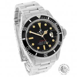 RO823F Rolex Vintage Submariner Date 'Single Red' Dial