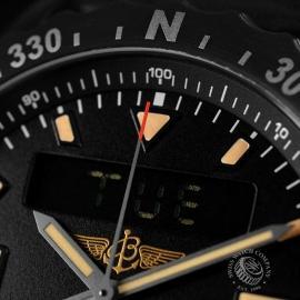 20051S Breitling Chronospace Military Close6 1