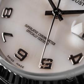 RO22548S Rolex Datejust 36 Close 4