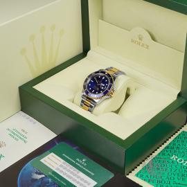 RO22727S Rolex Submariner Date Box