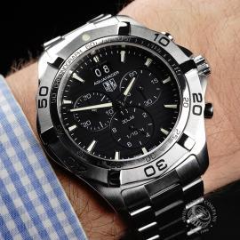 TA22125S Tag Heuer Aquaracer Chronograph Wrist