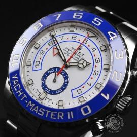 RO21325S Rolex Yachtmaster II Close2