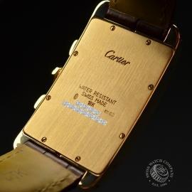 CA21073S Cartier Tank Americaine Chronograph Close9