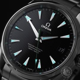 OM21643S Omega Seamaster Aqua Terra Close1 1