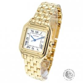 Cartier Panthere 18ct Gold