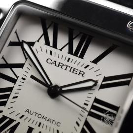 CA1820P Cartier Santos 100 Close11