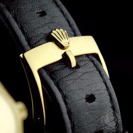 RO21812S Rolex Vintage Date 18ct Close10