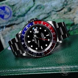 RO21780S Rolex GMT-Master II Close10