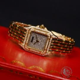 21357S Cartier Panthere 18ct Gold Close11 1