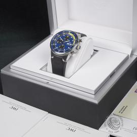 IW22457S IWC Aquatimer Chronograph 'Calypso' Box