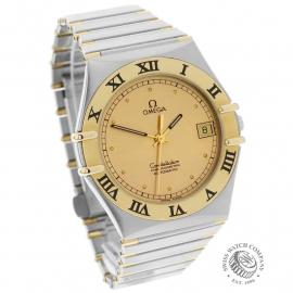 OM22293S Omega Constellation Automatic Dial