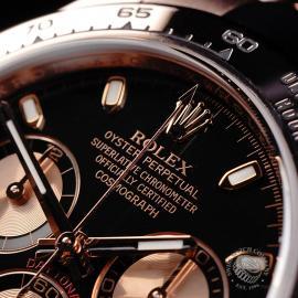 RO22074S Rolex Daytona Everose Gold Close3