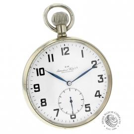 515F Vintage International Watch Company Pocket Watch Dial 1