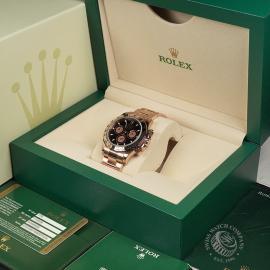 RO22239S Rolex Daytona Everose Gold Unworn Box