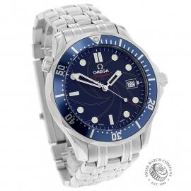 OM21529S Omega Seamaster James Bond 007 Limited Edition Dial