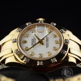 RO21247S Rolex Ladies Pearlmaster Close9