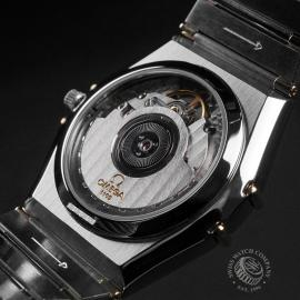 OM22293S Omega Constellation Automatic Close9