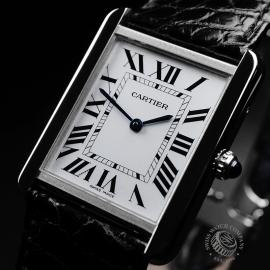 CA21602S Cartier Tank Solo Large Model Close2