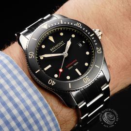 22019S Bremont Supermarine Wrist