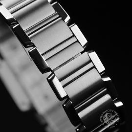 CA21054S Cartier Ladies Tank Francaise Small Model Close4