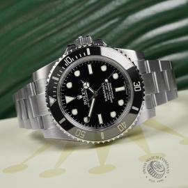 RO22372S Rolex Submariner Non-Date Close10