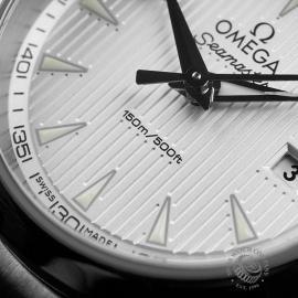 OM22646S Omega Ladies Seamaster Aqua Terra Close5