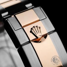 RO21953S Rolex GMT-Master II Ceramic Close8