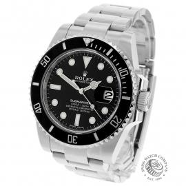 Rolex Submariner Date Ceramic Unworn