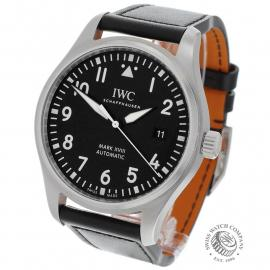 IW21223S IWC Pilots Watch Mark XVIII Back 2
