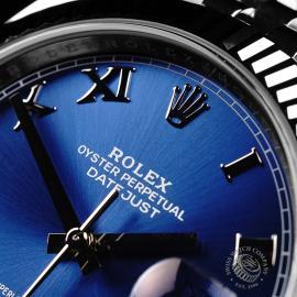 RO22025S Rolex Datejust 41 Unworn Close3