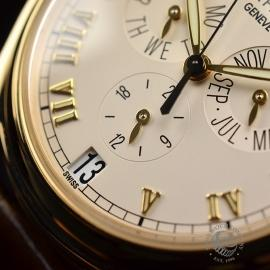 PK21281S Patek Philippe Annual Calendar 18ct Close7