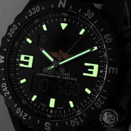 20051S Breitling Chronospace Military Close1 2