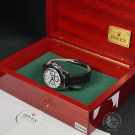 RO22609S Rolex Cosmograph Daytona 'White Gold' Box