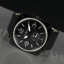 14494S Bell & Ross BR-S Black Ceramic Close12