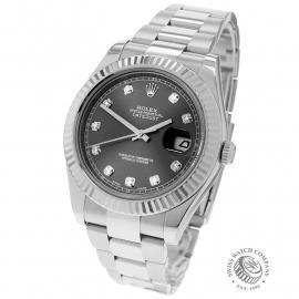 RO22644S Rolex Datejust II Back