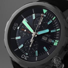 IW21710S IWC Aquatimer Chronograph Close1