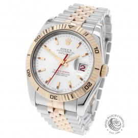 RO22670S Rolex Datejust Turn-O-Graph Back
