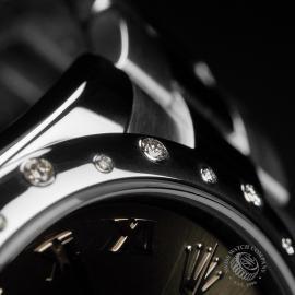 RO22610S Rolex Ladies Datejust Midsize Close7